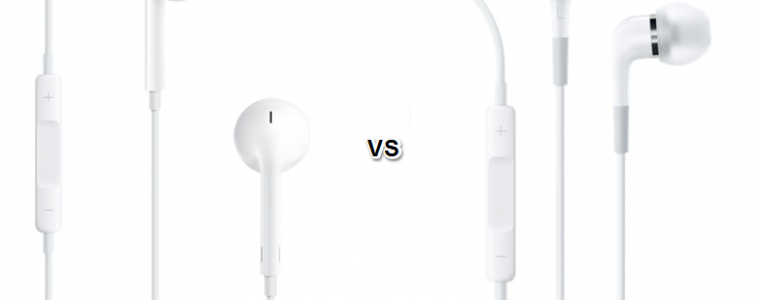 Apple Earpods vs In-Ear Headphones