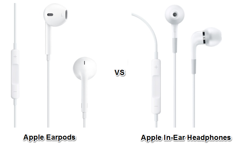 Apple Earpods vs In-Ear Headphones – Which One is Better?