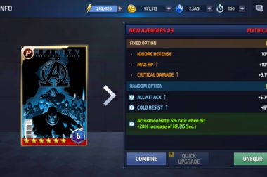 Marvel Future Fight – Secrets – Part 2