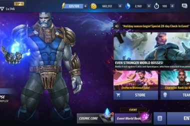 Marvel Future Fight – Mobile Game – An Introduction to the Game Modes