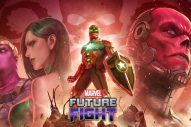 Marvel Future Fight Alliance Conquest #2 – Jean Grey + Thanos+ Colossus Edition