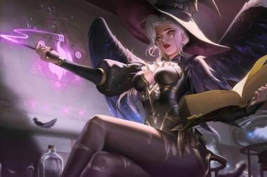 Mobile Legends – Alice Gameplay – Wizardry Teacher