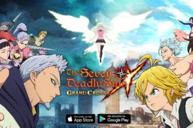 The Seven Deadly Sins: Grand Cross Gameplay #8 – Walkthrough